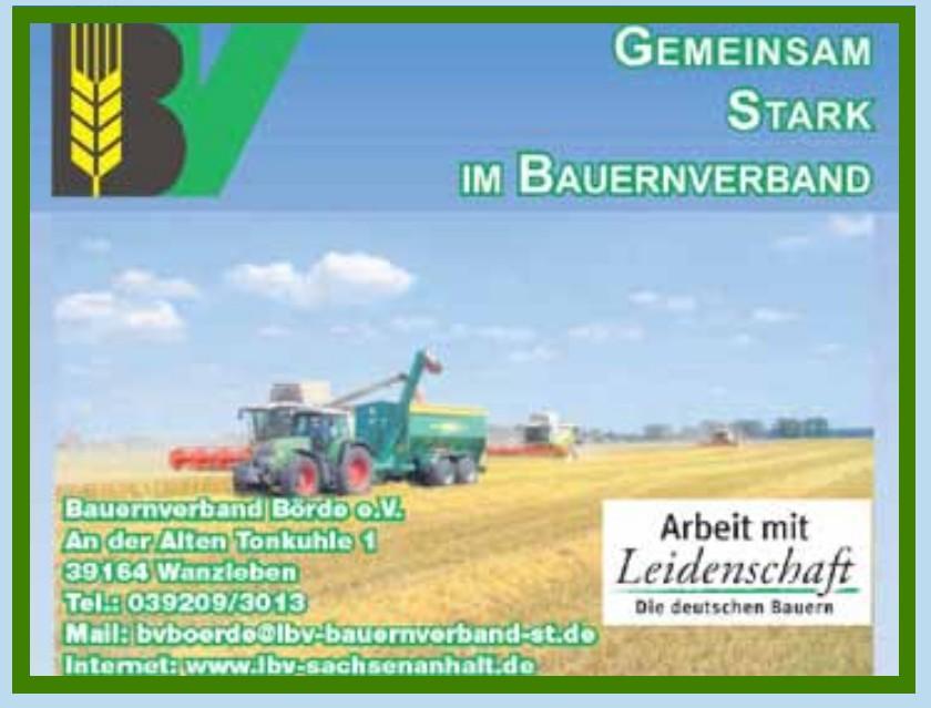 Bauernverband Börde e.V.