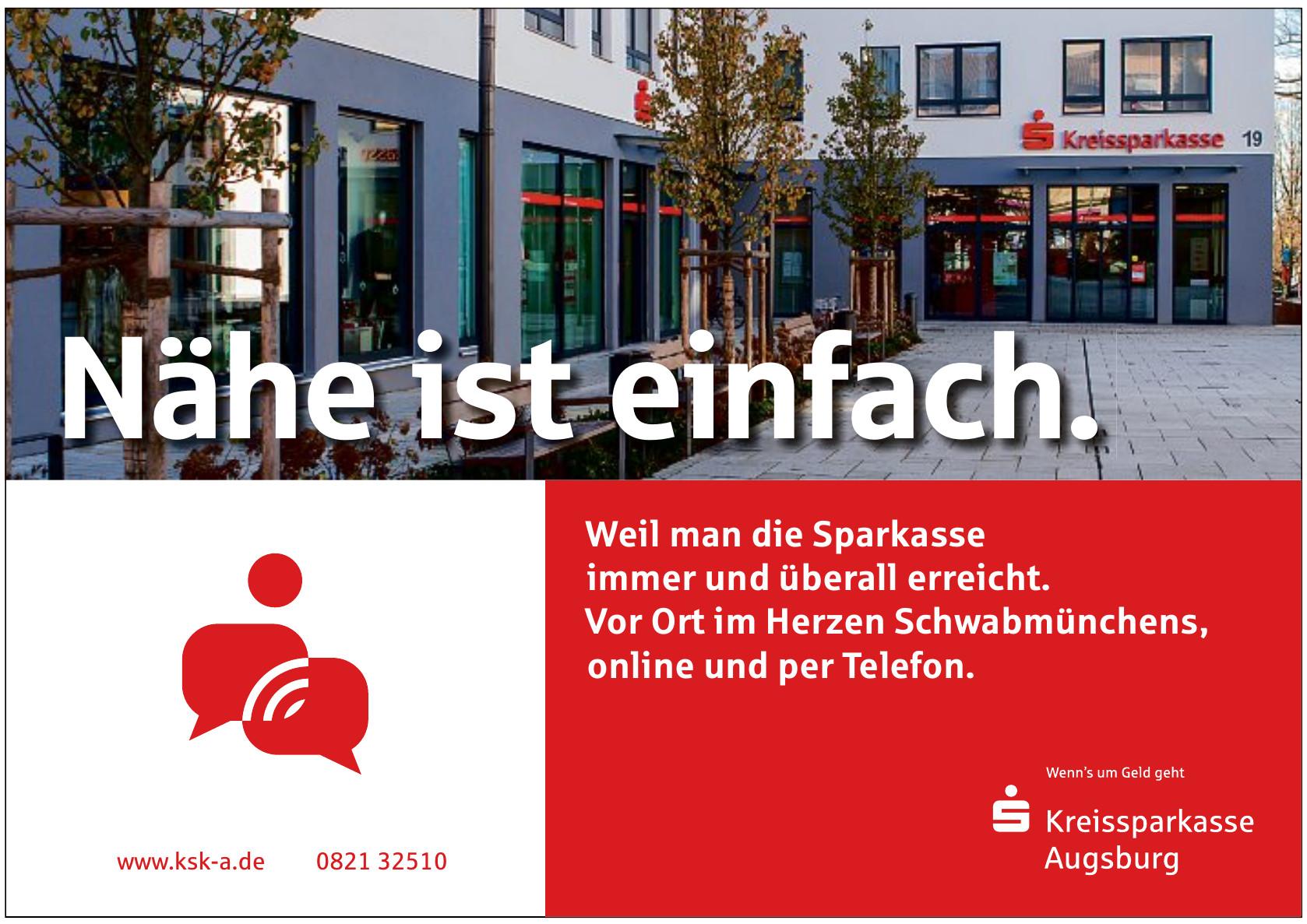 Kreissparkasse Augsburg