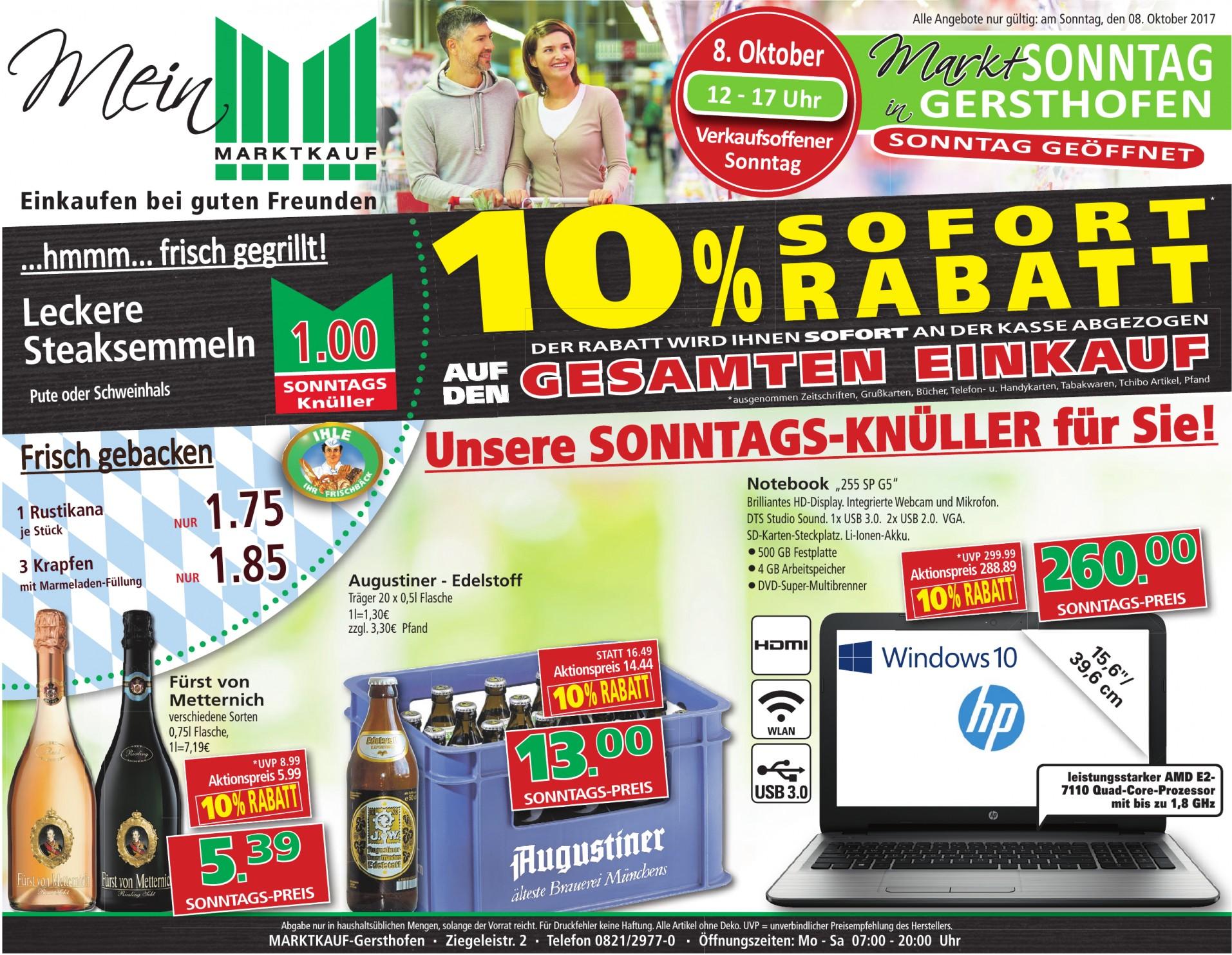 Marktkauf-Gersthofen