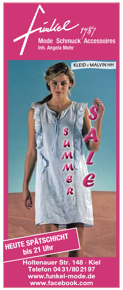 Funkel Mode, Schmuck & Accessoires Angela Mohr