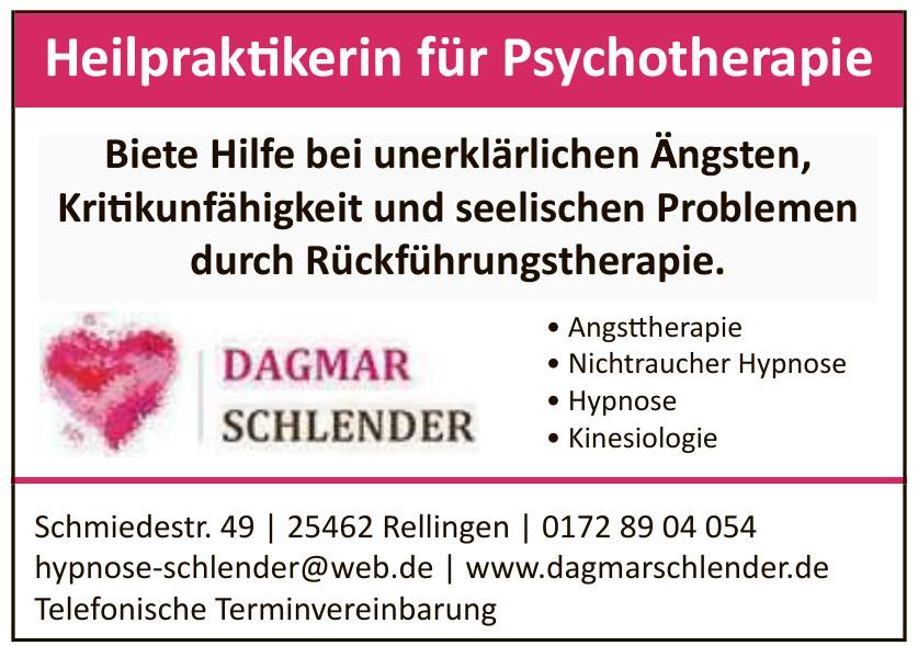 Dagmar Schlender