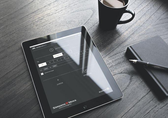 MobileKey von SimonsVoss ist speziell zugeschnitten auf kleinere Büros, mittelgroße Unternehmen, aber auch auf Privathäuser – kurz, für alle Gebäude, die höchstens 20 Türen und 100 Nutzer haben