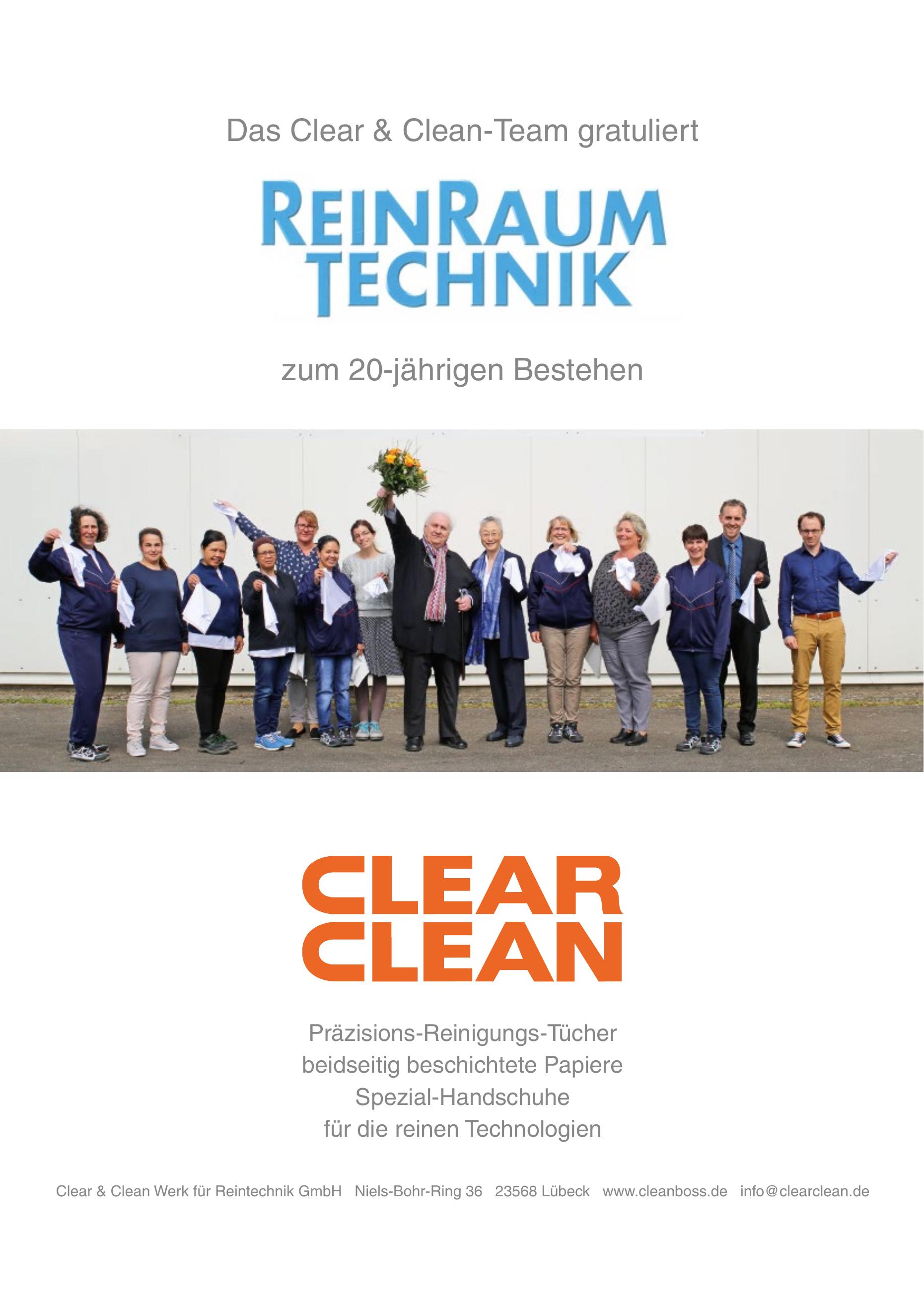 Clear & Clean Werk für Reintechnik GmbH