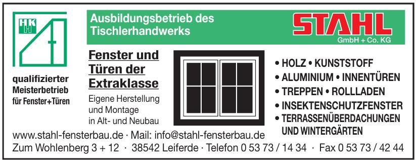 STAHL GmbH+ Co. KG