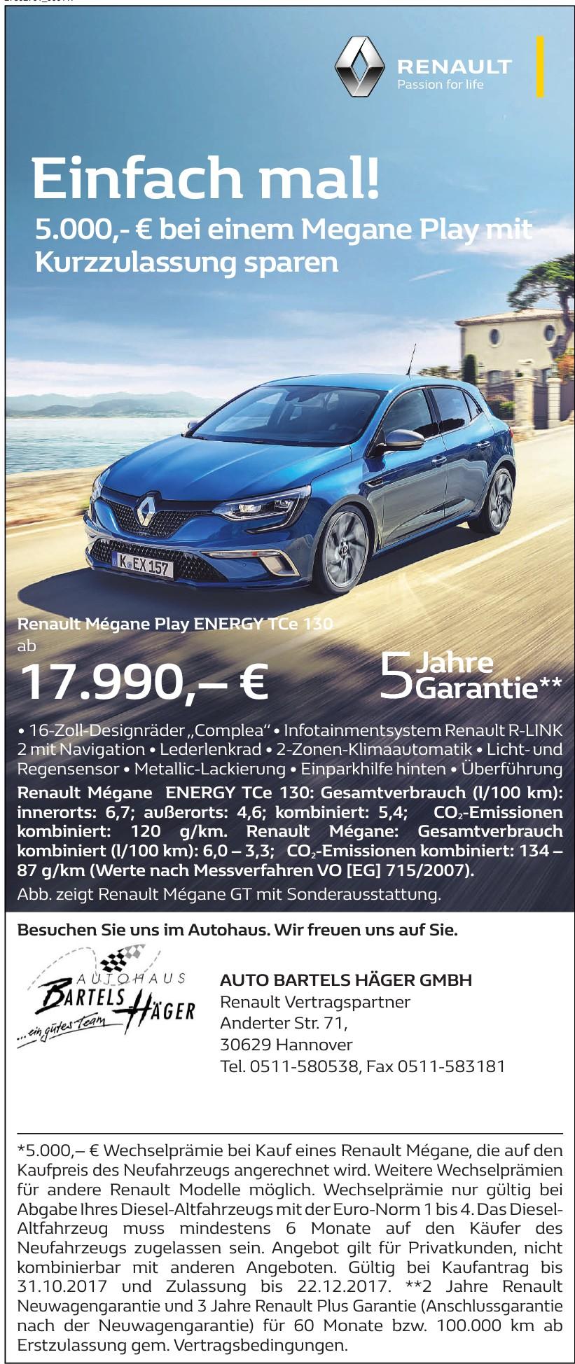 Auto Bartels Häger GmbH
