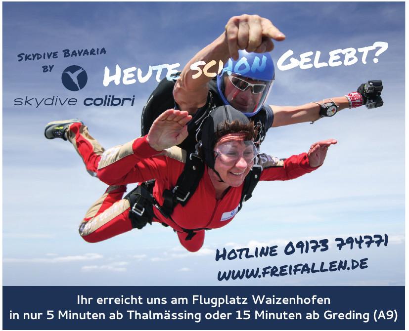 Skydive colibri GmbH & Co. KG