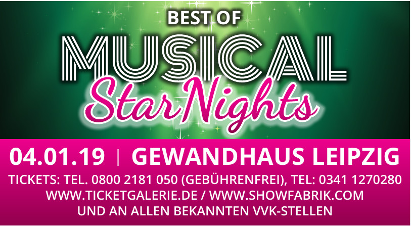 Best of Musical Star Nights