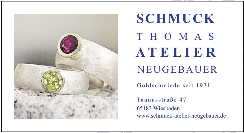Schmuck Atelier Thomas Neugebauer