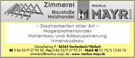 Markus Mayr GmbH