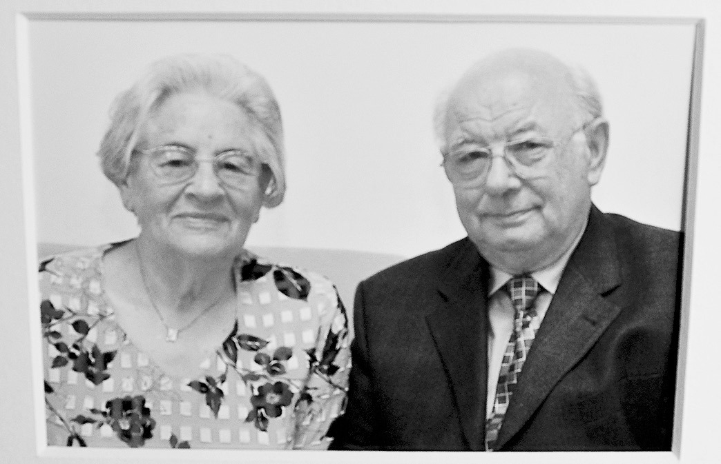 70. Hochzeitstag - Elisabeth und Walter Suthoff feiern in der kommenden Woche ihre Gnadenhochzeit. Foto: privat