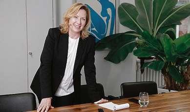 Rechtsanwältin und Mediatorin Martina Comberg.FOTO: HFR