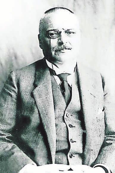 Alois Alzheimer: Der Namensgeber der Alzheimer-Krankheit FOTO: R