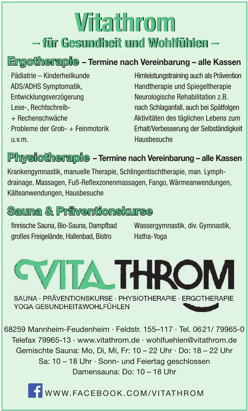 Vitathrom
