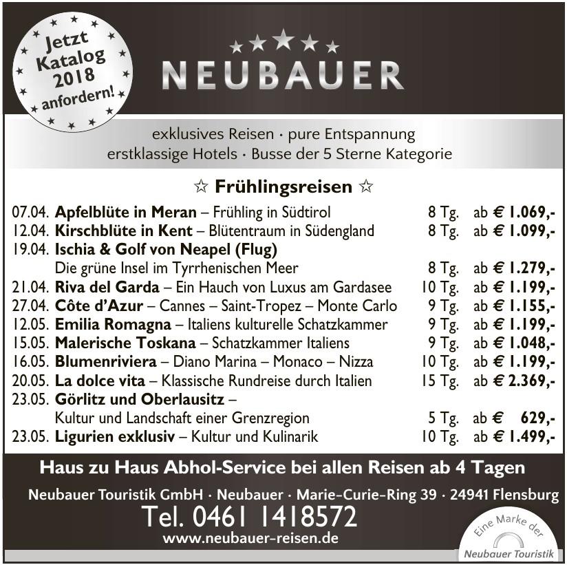 Neubauer Touristik GmbH