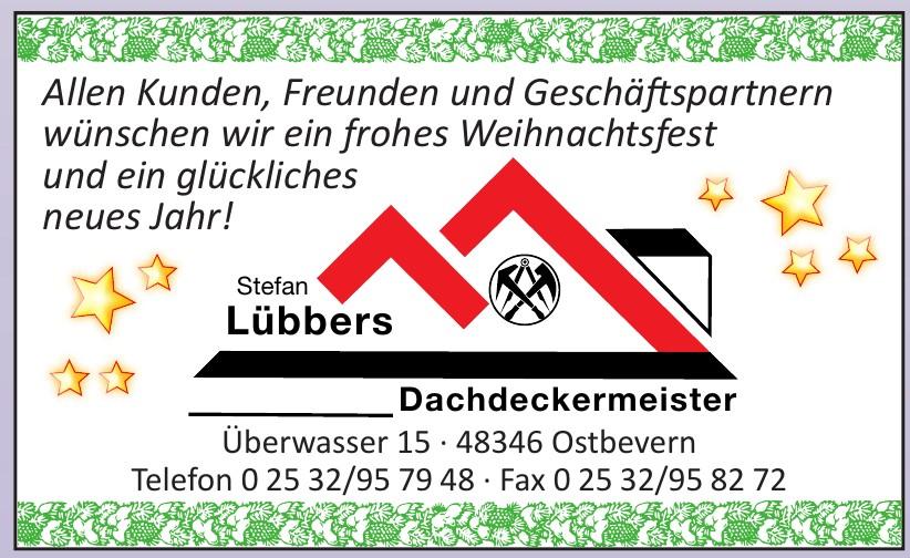 Stefan Lübbers Dachdeckermeister
