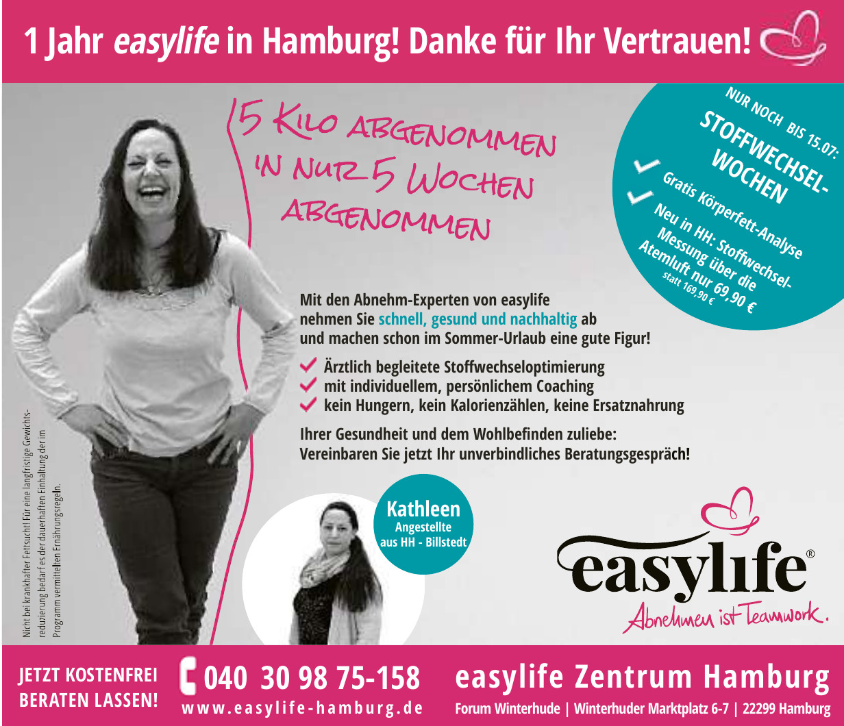 eysylife Zentrum Hamburg