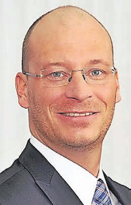 Jochen Eichelmann, Verlagsleiter Archiv-Foto: Andreas Fischer