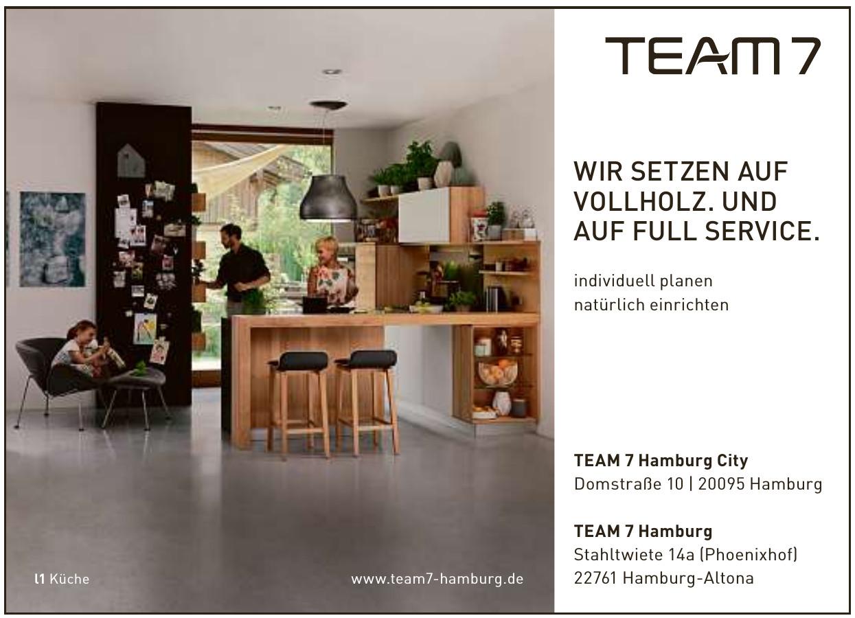 Hansa Complet Mit Neuem Team 7 Kuchenstudio Wohnen Garten