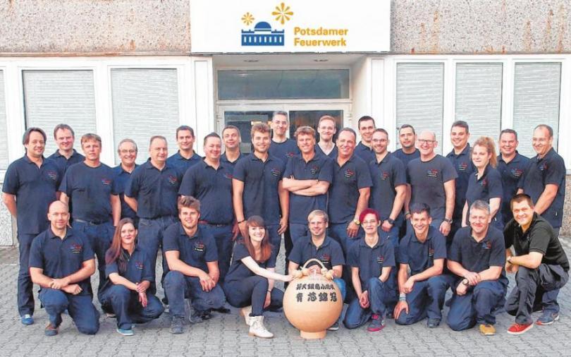 Das Team ist für zahlreiche deutsche Großevents verantwortlich AGENTUR BAGANZ