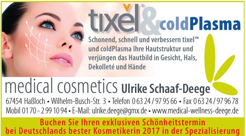 Medical Cosmetics Ulrike Schaaf-Deege
