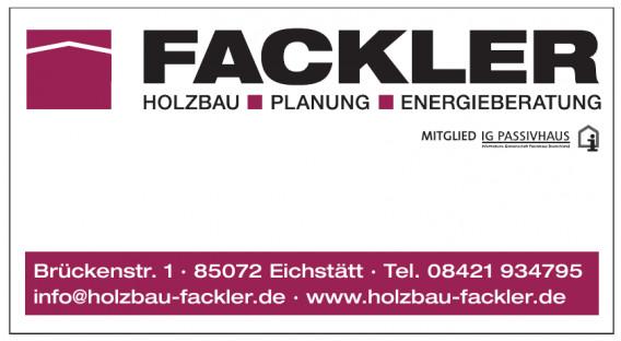 Holzbau Fackler