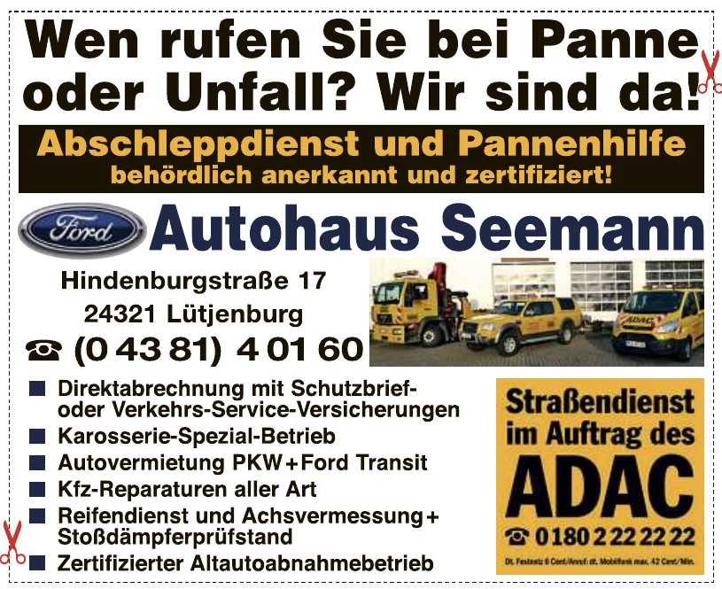 Autohaus Seeman
