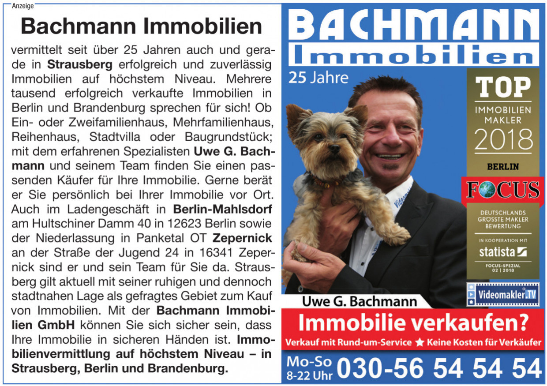 Bachmann Immobilien
