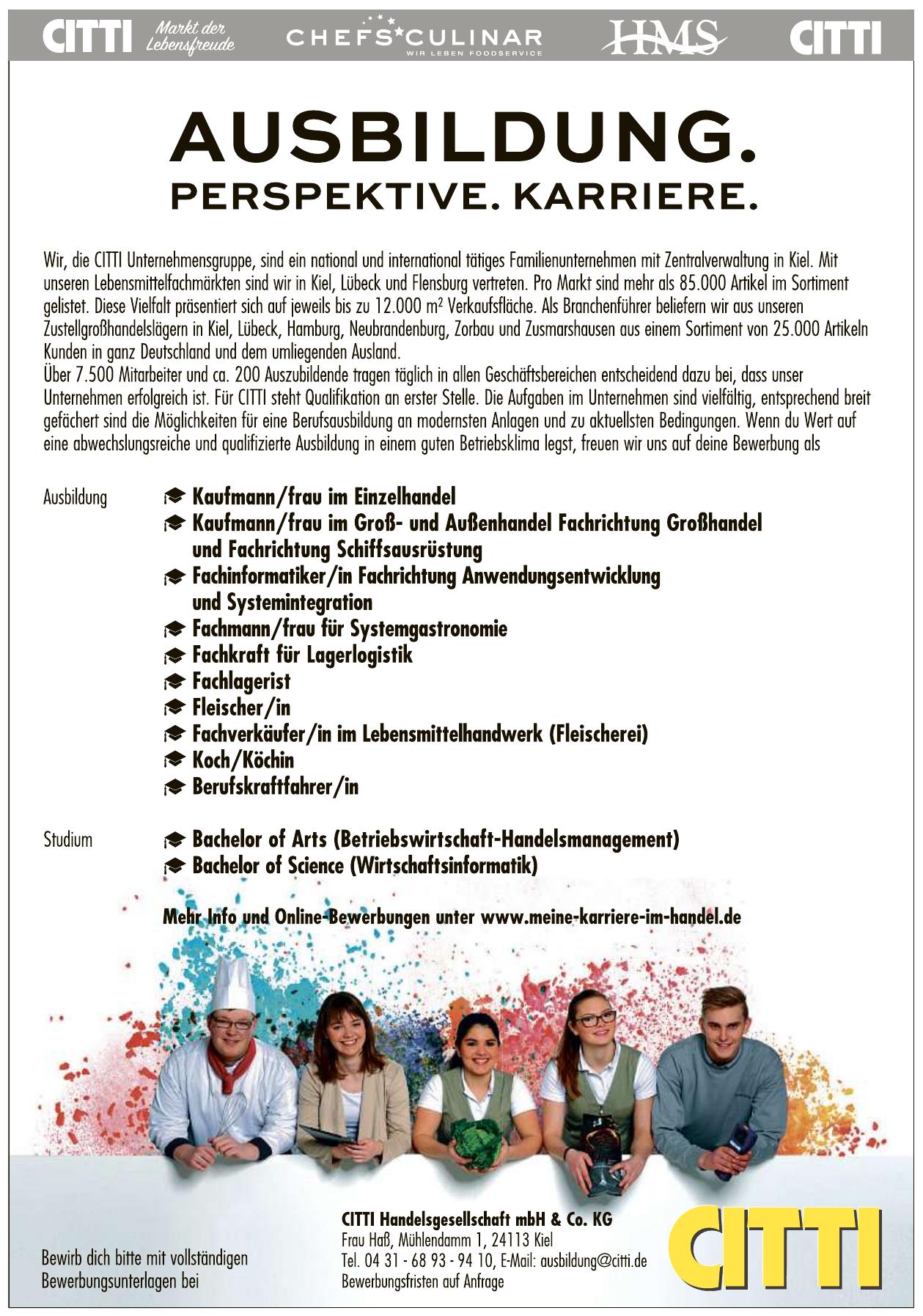 CITTI Handelsgesellschaft mbH & Co. KG