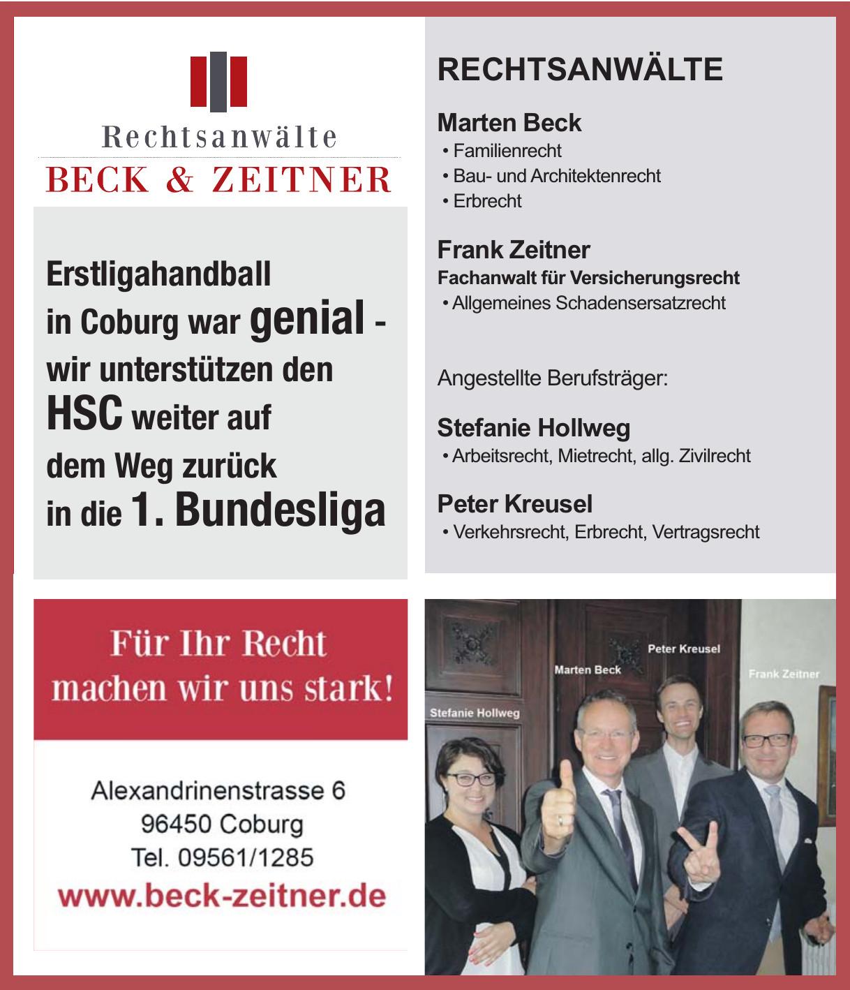 Beck & Zeitner Rechtsanwälte
