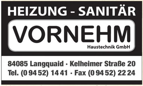 Vornehm GmbH