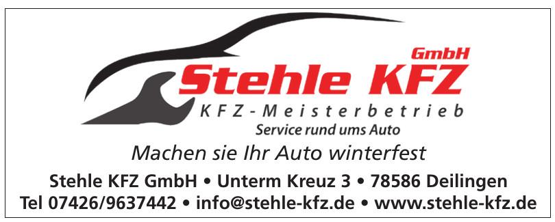 Stehle KFZ GmbH