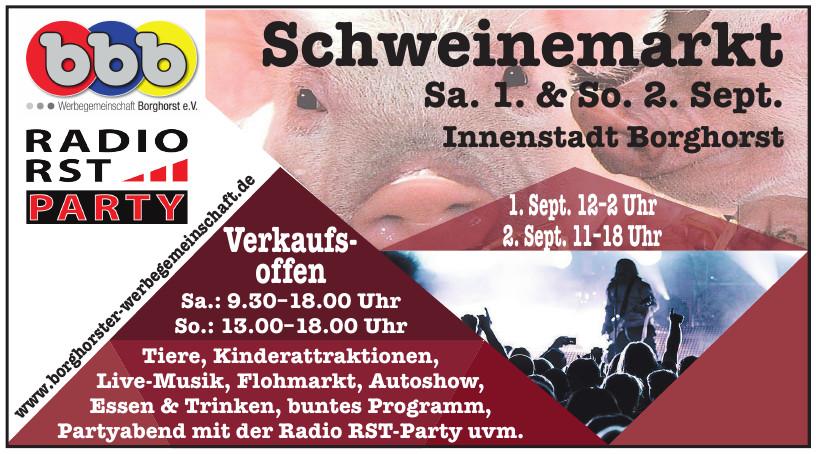 Werbegemeinschaft Borghorst e.V.