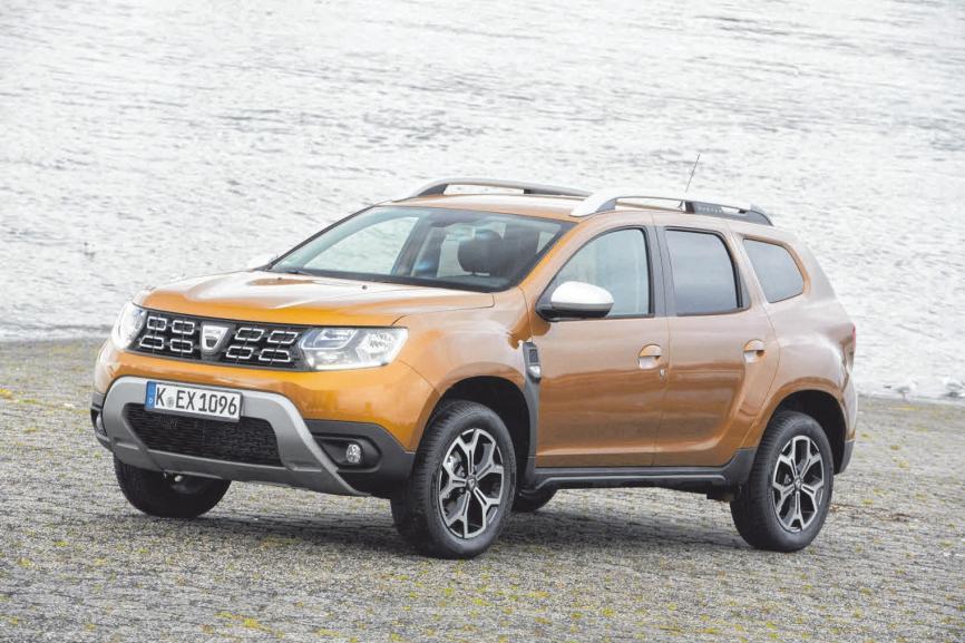 Die Neuauflage des Kompakt-SUV kombiniert das attraktive Erscheinungsbild mit zahlreichen Komfortelementen, die erstmals bei Dacia verfügbar sind. FOTOS: DACIA