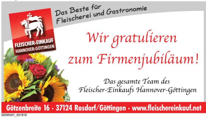 Fleischer-Einkauf Hannover/Göttingen eG