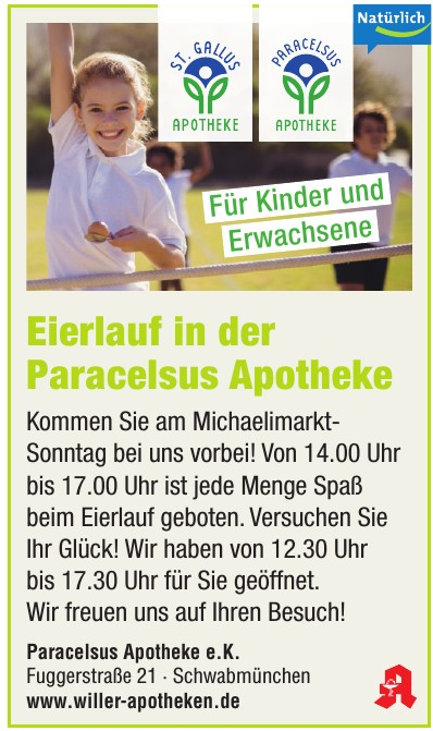 Paracelsus Apotheke e.K.