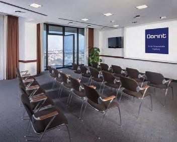 Dorint An der Kongresshalle Augsburg: Hotelturm der Moderne Image 4