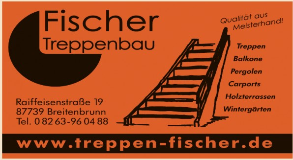Fischer Treppenbau