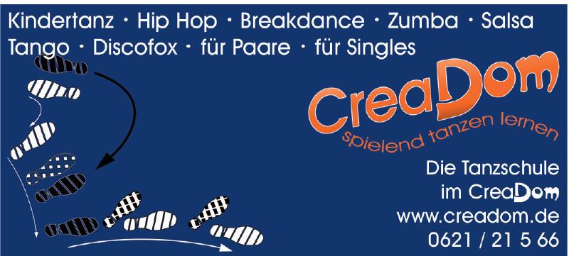 Die Tanzschule im CreaDom