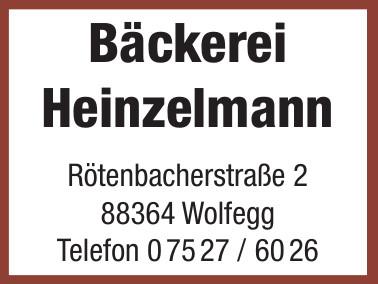 Landbäckerei Heinzelmann