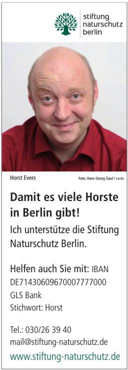 Stiftung Naturschuzt Berlin