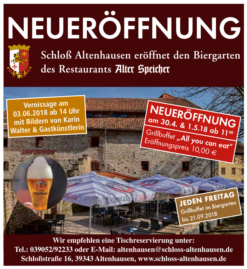 Schloß Altenhausen