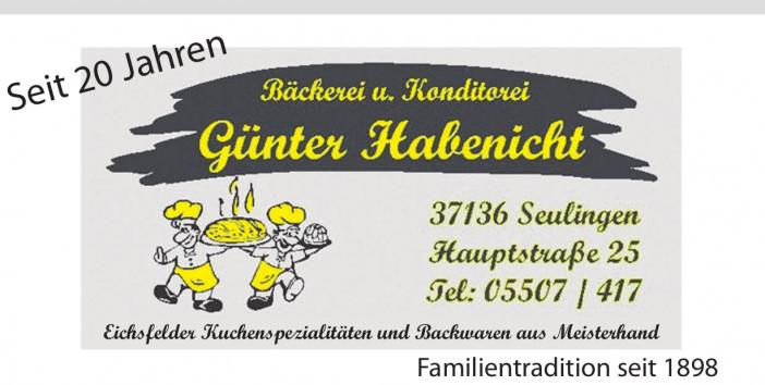 Günter Habenicht Bäckerei