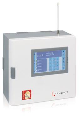 Sie ist die zentrale Steuereinheit für vernetzte Gebäudetechnik: die VdS-Zertifzierte compact easy von TelenotFoto: Telenot Electronic GmbH