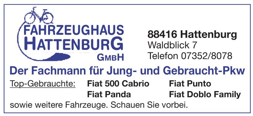 Fahrzeughaus Hattenburg - Autorisierter Servicepartner GmbH