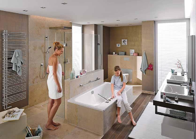 Barrierefreie Badezimmer Können Menschen In Allen