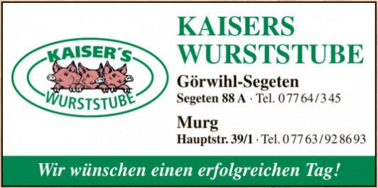 Kaisers Wurststube