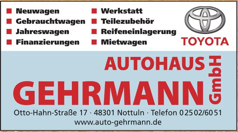Autohaus Gehrmann GmbH