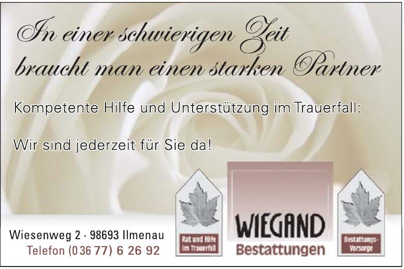 Bestattungen Wiegand GmbH