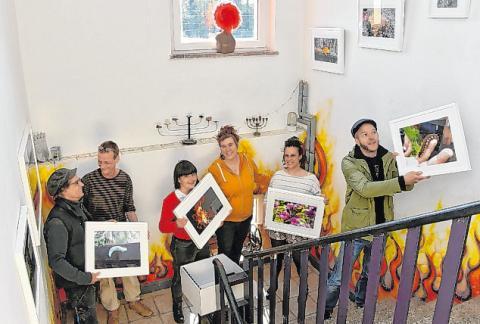Die Lietzener Kulturmühle ist romantisch zwischen zwei Seen gelegen und bietet Künstlern und Interessierten Ausstellungen und Theateraufführungen