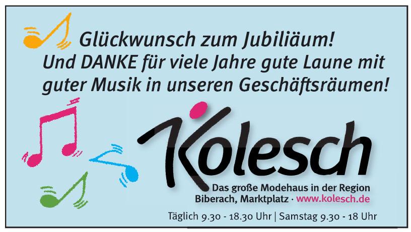 Modehaus Kolesch